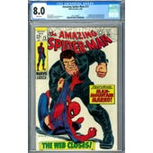 Amazing Spider-Man #73 CGC 8.0 (W) *2073128001*