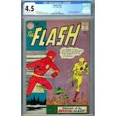 Flash #139 CGC 4.5 (OW-W) *2073128006*