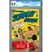 Invisible Scarlet O'Neil #2 CGC 8.0 (C-OW) *2073128009*