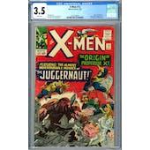 X-Men #12 CGC 3.5 (W) *2073128016*