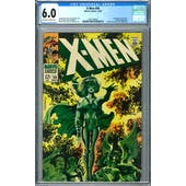 X-Men #50 CGC 6.0 (OW-W) *2073128020*