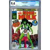 Savage She-Hulk #1 CGC 9.4 (W) *2073131007*