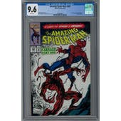 Amazing Spider-Man #361 CGC 9.6 (W) *2078668002*