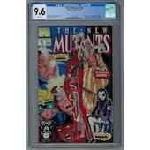 New Mutants #98 CGC 9.6 (W) *2078668004*