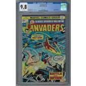 Invaders #1 CGC 9.8 (W) *2079160002*