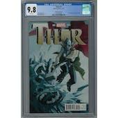 Thor #1 CGC 9.8 (W) Staples Variant Cover *2079160006*