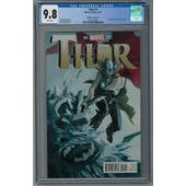 Thor #1 CGC 9.8 (W) Staples Variant Cover *2079160009*