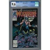Wolverine #1 CGC 9.6 (W) *2079160010*