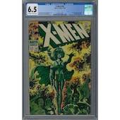 X-Men #50 CGC 6.5 (OW-W) *2079161002*
