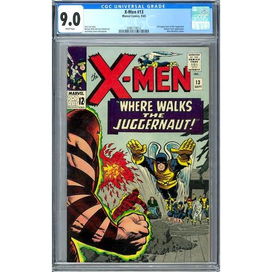 X-Men #13 CGC 9.0 (W) *2086118012*
