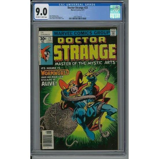 Doctor Strange #23 CGC 9.0 (OW-W) *2087724018*