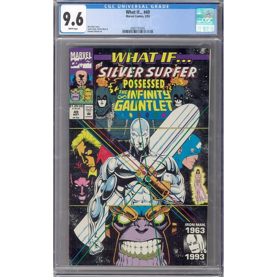 What If... #49 CGC 9.6 (W) *2087737005*