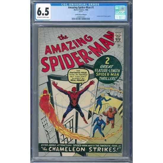 Amazing Spider-Man #1 CGC 6.5 (OW-W) Golden Record *2088963001*