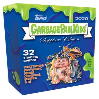 Garbage Pail Kids Sapphire Edition Hobby Box (Topps 2020)