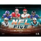 Image for  2020 Panini NFL Five Football Trading Card Game Booster Pack
