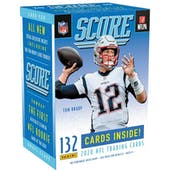 2020 Panini Score Football Blaster 11-Pack Box