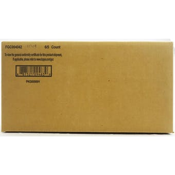 2020 Bowman Draft Baseball Super Jumbo 6-Box Case
