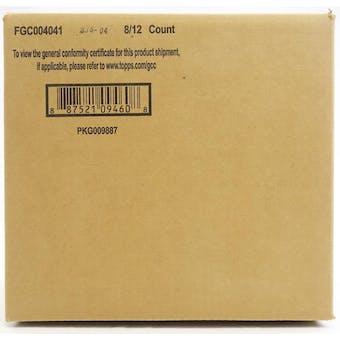 2020 Bowman Draft Baseball Hobby Jumbo 8-Box Case