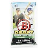 2020 Bowman Draft Baseball Hobby Jumbo Pack