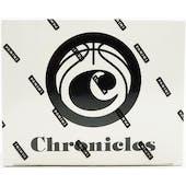 2019/20 Panini Chronicles Basketball Jumbo Fat Pack Box