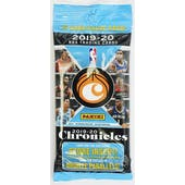 2019/20 Panini Chronicles Basketball Jumbo Fat Pack