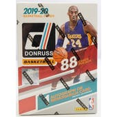 2019/20 Panini Donruss Basketball 11-Pack Blaster Box