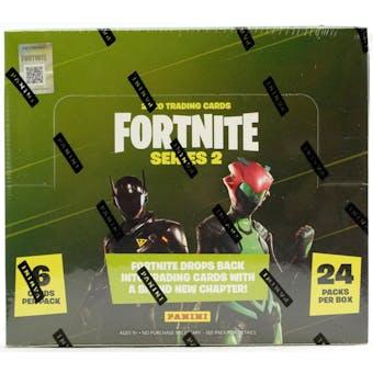 Fortnite Series 2 Hobby Box (Panini 2020)