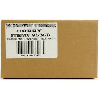 Fortnite Series 2 Hobby 12-Box Case (Panini 2020)
