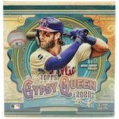 2020 Topps Gypsy Queen Baseball Mega Box