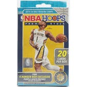 2019/20 Panini Hoops Premium Stock Basketball Hanger Box