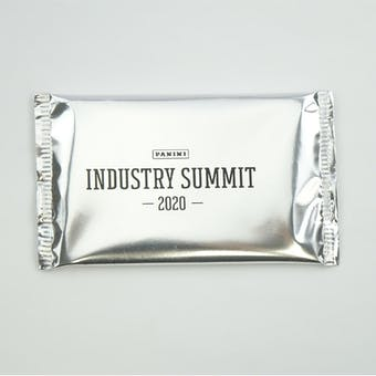 2020 Panini Industry Summit Exclusive Pack