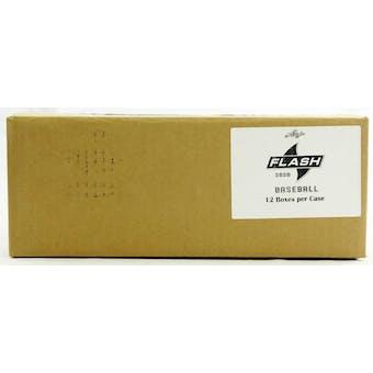 2020 Leaf Flash Baseball Hobby 12-Box Case