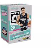 2020/21 Panini Donruss Optic Basketball 7-Pack Blaster Box