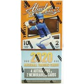 2020 Panini Absolute Baseball 5-Box- DACW Live 30 Spot Random Team Break #2