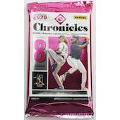2020 Panini Chronicles Baseball Hobby Pack