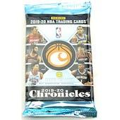 2019/20 Panini Chronicles Basketball Hobby Pack