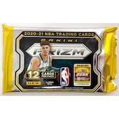 2020/21 Panini Prizm Basketball Hobby Pack
