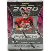 2020 Panini Prizm Draft Picks Football 6-Pack Blaster Box