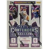 2020 Panini Contenders Baseball 6-Pack Blaster Box
