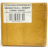 2020/21 Panini Contenders Draft Basketball Hobby 12-Box Case