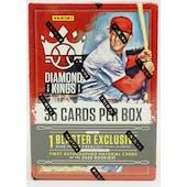 2020 Panini Diamond Kings Baseball 7-Pack Blaster Box