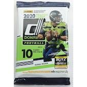 2020 Panini Donruss Football Hobby Pack