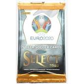 2019/20 Panini Select UEFA Euro Soccer Hobby Pack