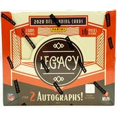 2020 Panini Legacy Football Hobby Box
