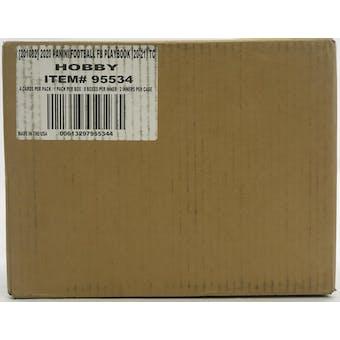 2020 Panini Playbook Football Hobby 16-Box Case