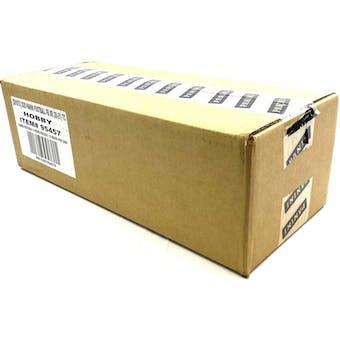 2020 Panini XR Football Hobby 15-Box Case