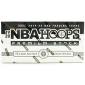 2019/20 Panini Hoops Premium Stock Basketball Multi Pack Box