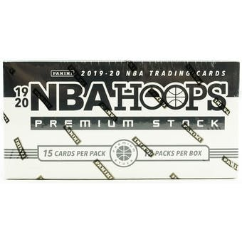 2019/20 Panini Hoops Premium Stock Basketball Multi Pack Box