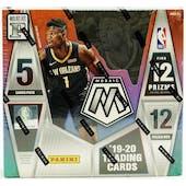 2019/20 Panini Mosaic Tmall Edition Basketball Hobby Box