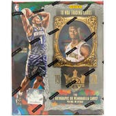 2019/20 Panini Court Kings Basketball Hobby Box